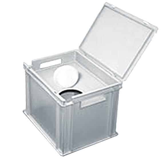 Wasserkanister kaufen - Eurobox Kanister - Frischwasserkanister HPPC konform