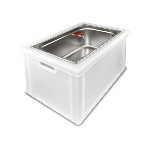 Waschbecken / Spüle mobile Lösung Party / Event mit Wasserhahn