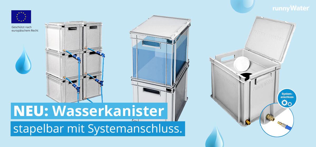 Wasserkanister kaufen - Kanister Onlineshop