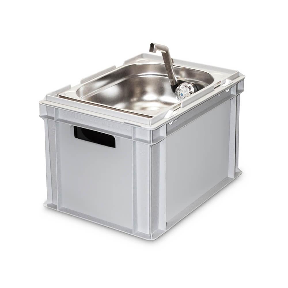 Mobiles Waschbecken / Handwaschbecken von runnywater®