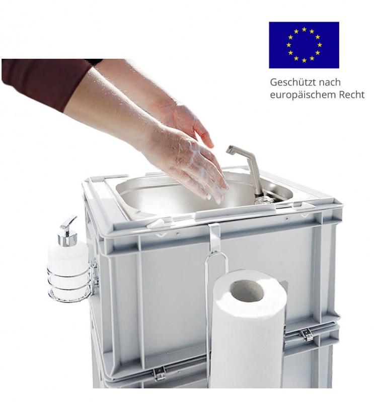 Mobiles Handwaschbecken kaufen - Onlineshop runnywater®
