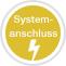 Elektro Systemanschluss Icon